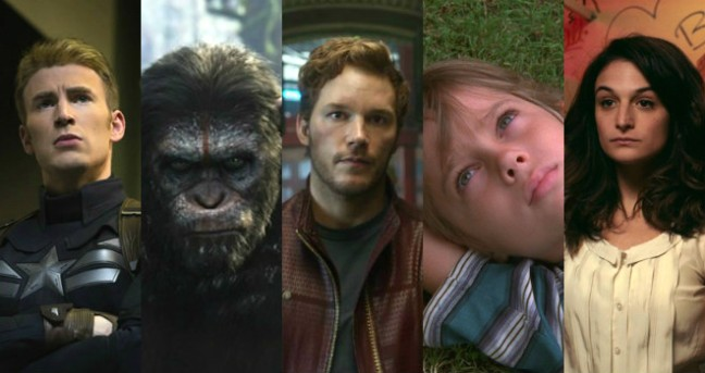 Big Movies 2014