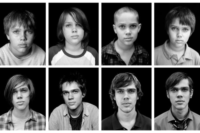 Boyhood tracked, in real time, the growth and life of the lead character for 12 years.