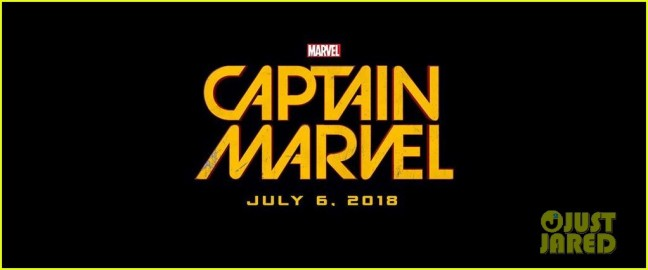 One of the interesting Marvel announcements was for Captain Marvel - their first lead female superhero.