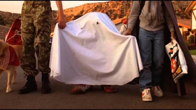 E.T. Halloween