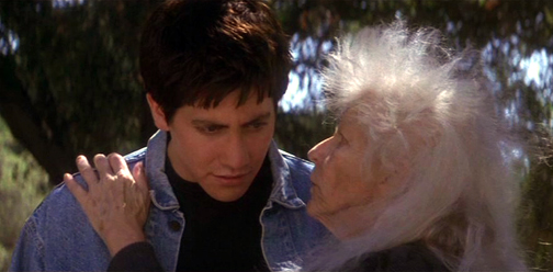 Grandma Death Whisper Donnie Darko