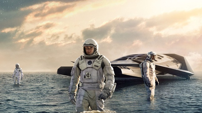 Hoyte has even done what is surely an amazing job on the much-anticipated upcoming Interstellar.