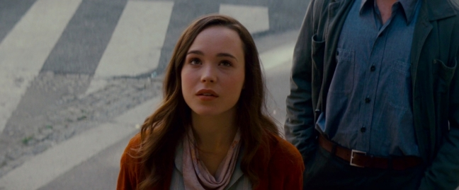 Ellen Page a.k.a. Ariadne a.k.a. The Architect a.k.a. The Exposition Mule
