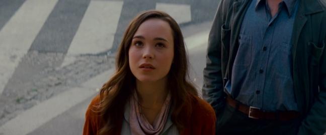 Ellen Page a.k.a. Ariadne a.k.a. The Architect a.k.a. The Exposition Mule