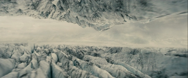Interstellar Ice Fold