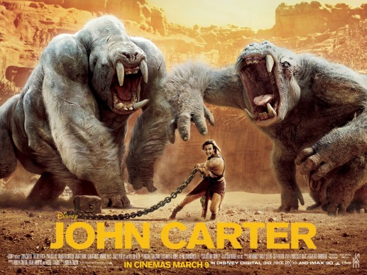 You can tell a film's bad when they don't even use real animals.