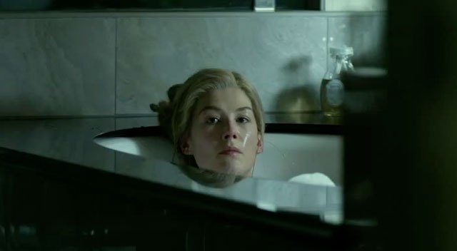 Pike in Gone Girl
