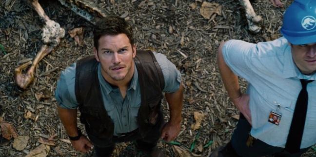 Jurassic World Trailer Screenshot Dino Cooked Up