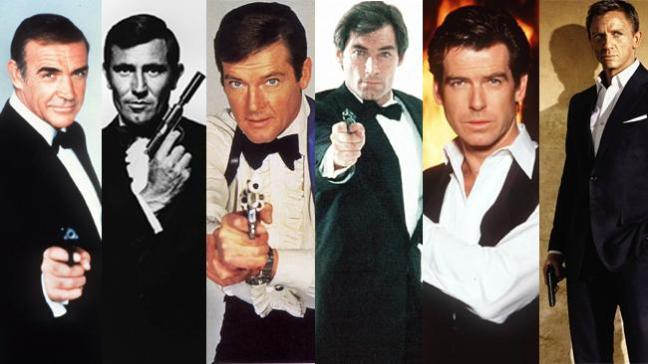 The James Bond Franchise