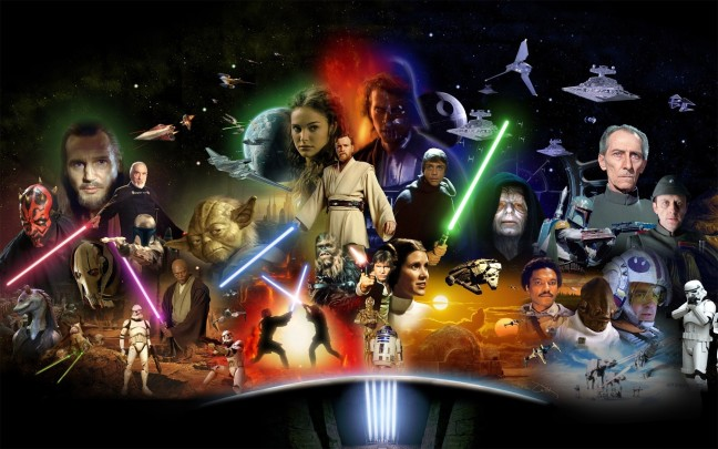 The Star Wars Franchise