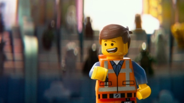The Lego Movie Max