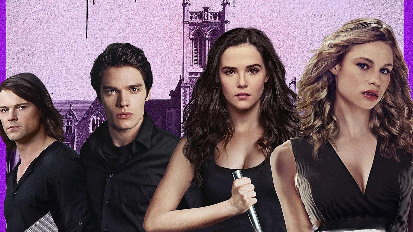 Film Vampire Academy